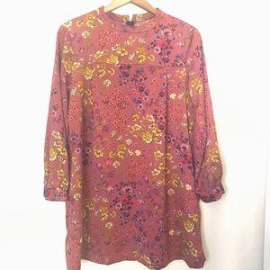 Zara Basic | Girls Floral Dress